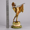 Art Deco Bronze Figure Lorenzl Spanish Dancer