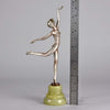 Lorenzl Stretched Dancer Art Deco Bronze