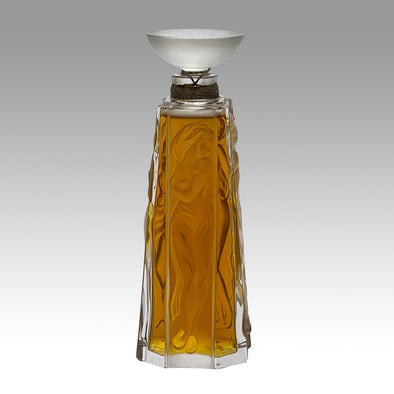Lalique Muses Scent Bottle - Marie Claude Lalique