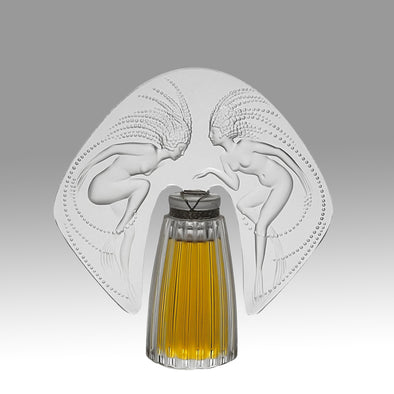 Lalique Ondines Scent Bottle - Ondines - Marie Claude Lalique
