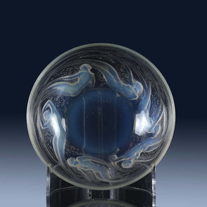 """Ondines Bowl"" by René Lalique"