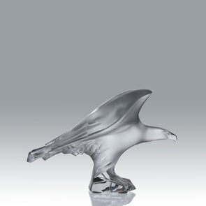 Lalique Eagle - Royal Eagle - Hickmet Fine Arts