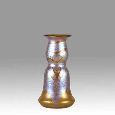 Loetz Phanomen Vase by Johann Loetz