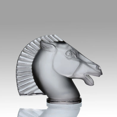 """Longchamps B"" by René Lalique"