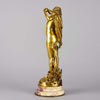 Mathurin Moreau Art Noveau Bronze Figure