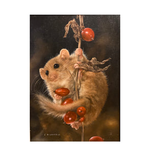 """Field Mouse"" by Carl Whitfield"