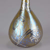 Papillon Silvered Vase by Johann Loetz
