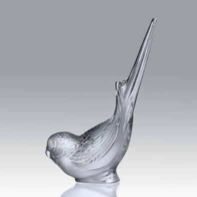 """Parakeet"" by Marc Lalique"