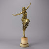 Art Deco Bronze 'Russian Dancer' by Paul Philippe