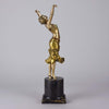 "Paul Philippe Bronze - Art Deco Bronze ""Radha""- Hickmet Fine Arts"