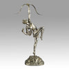 Faguays Diana Art Deco Bronze
