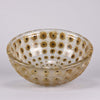 René Lalique Nemours Bowl - Art Deco Glass - Hickmet Fine Arts
