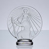Car Mascot by René Lalique - St Christophe Mascot - Hickmet Fine Arts