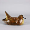 """Resting Woodcock"" by Nick Bibby Limited Edition Bronze"