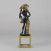 """Birdman"" by Salvador Dali Limited Edition Bronze"