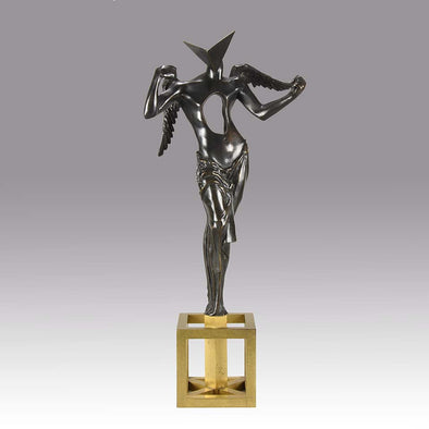 Dali Angel Limited Edition Bronze