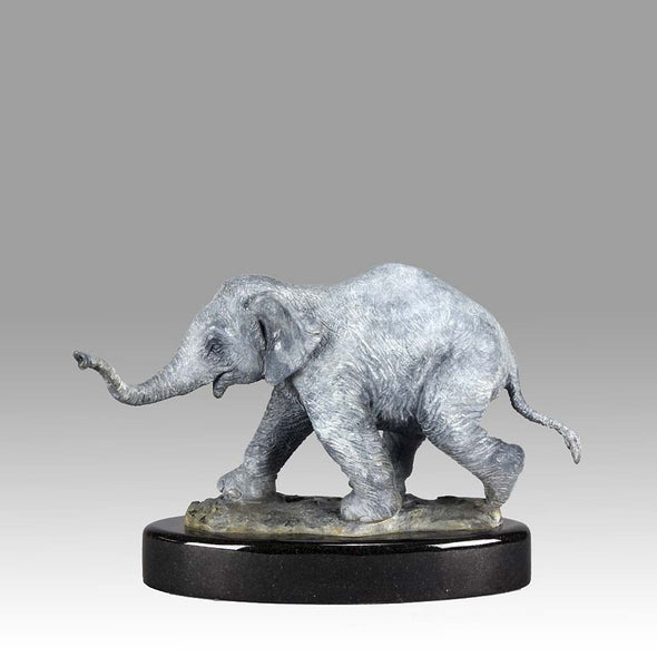 Spirit of India by Steve Winterburn Limited Edition Bronze