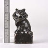 Théophile Steinlen Bronze - Seated Cat - Hickmet Fine Arts