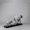 Steve Winterburn Limited Edition Bronze Elephants