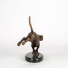 Limited Edition Bronze Steve Winterburn Grayling