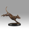 Steve Winterburn Grayling Limited Edition Bronze