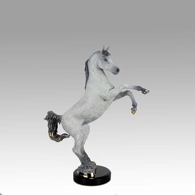 Limited Edition Bronze Steve Winterburn Arab Horse