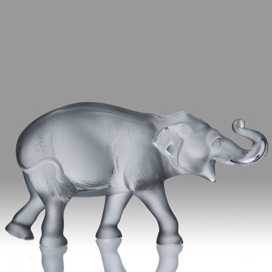 """Sumatra Elephant"" by Lalique"