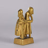 Peter Tereszczuk Bronze - Cheeky Girls - Hickmet Fine Arts