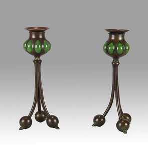 Tiffany Candlesticks