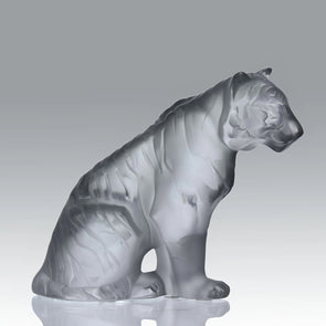 """Tigre Assis"" by Lalique"