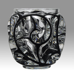 Tourbillons Vase by Lalique