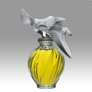 """L'Air du Temps"" Perfume Bottle by Marc Lalique"