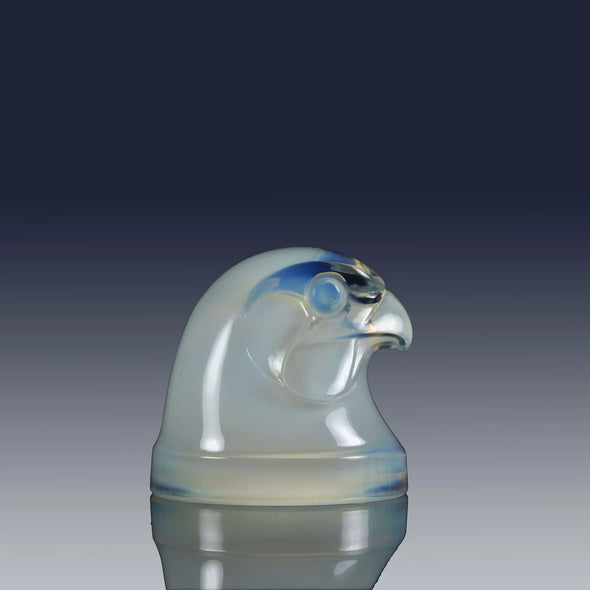 """Tete d'Epervier"" by René Lalique"