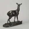 """Standing Doe"" by Paul Comolera"