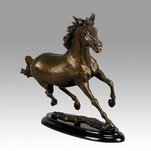 Steve Winterburn Arab - Limited Edition Bronze