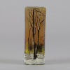 Winter Cabinet Vase by Daum Freres