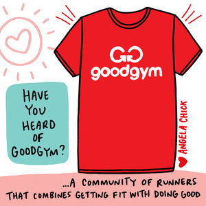 Three More Reasons I Love GoodGym (one year anniversary of GG Portsmouth)