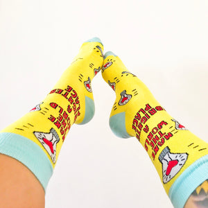 Brighter Place Socks