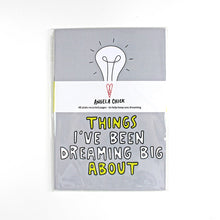 Dreaming Big Notebook by Angela Chick