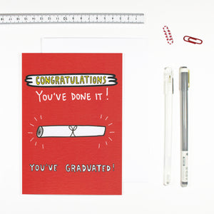 Graduation Card by Angela Chick