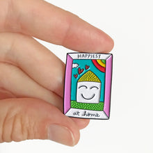 Happy Places Happiest At Home Pin