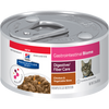 Hill's Prescription Diet Gastrointestinal Biome Feline Chicken & Vegetable Stew
