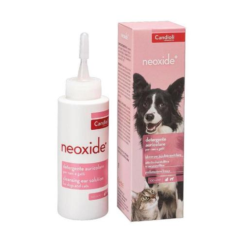 Pet Vet Clinic Singapore Buy Online - Candioli Neoxide Ear Cleaner for Dogs Skin Care