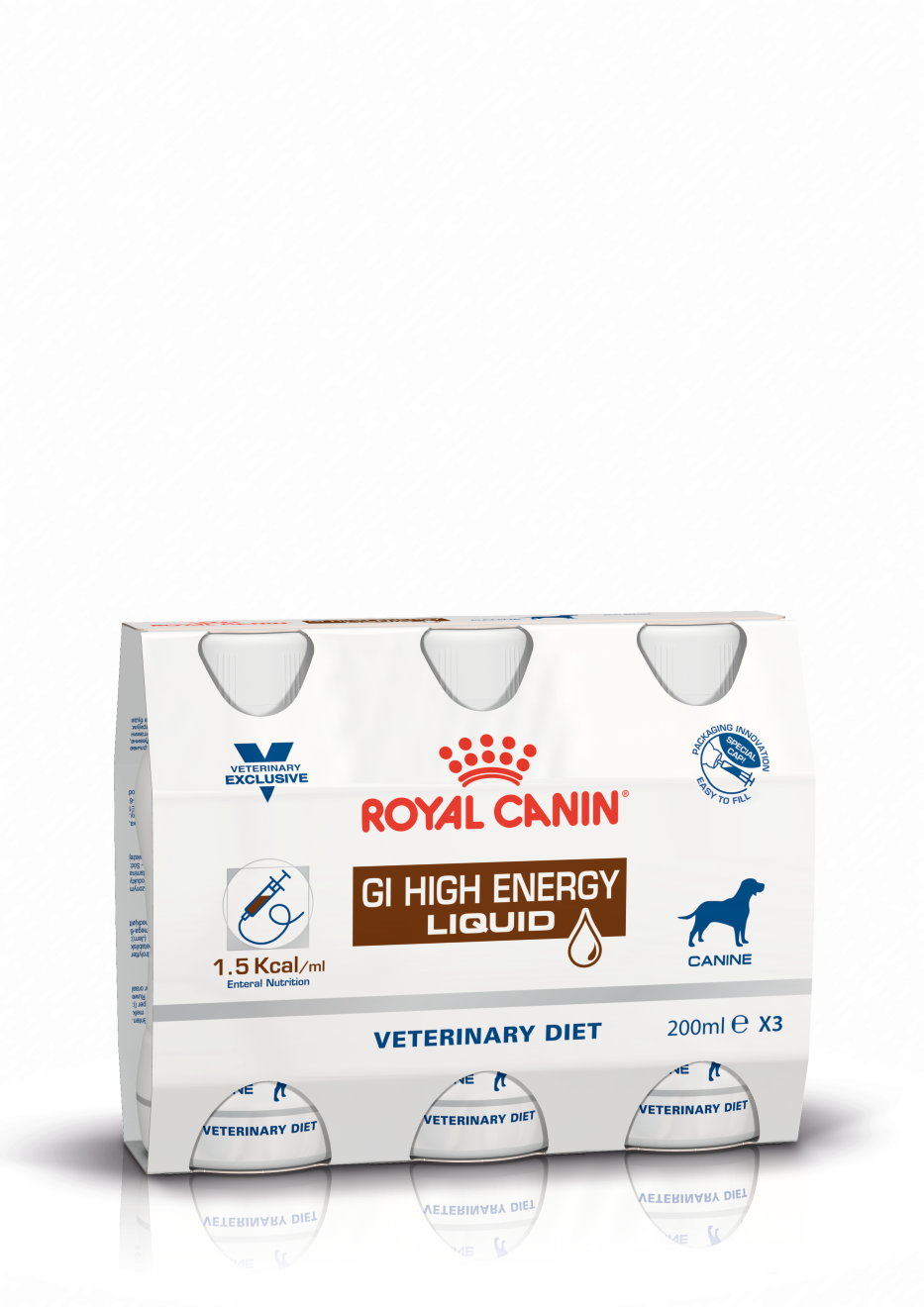 Royal Canin Canine GI High Energy Liquid Cluster
