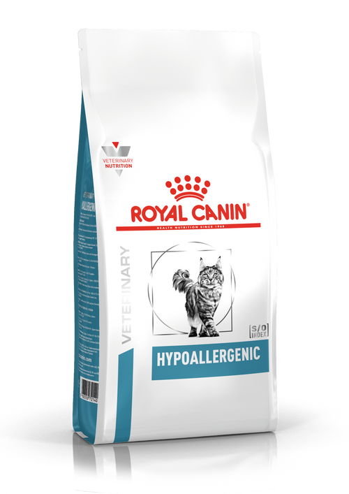 Royal Canin Hypoanallergenic for Cats (NEW DERMA RANGE)