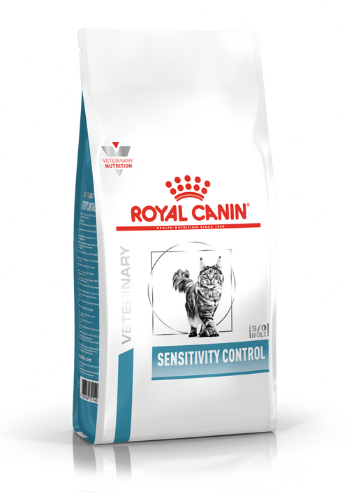 Royal Canin Cat Sensitivity Control (NEW DERMA RANGE)