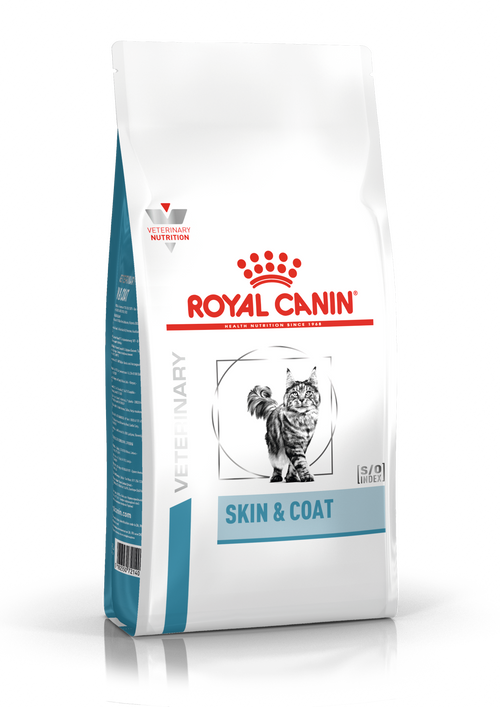 Royal Canin Cat Skin and Coat (NEW DERMA RANGE)
