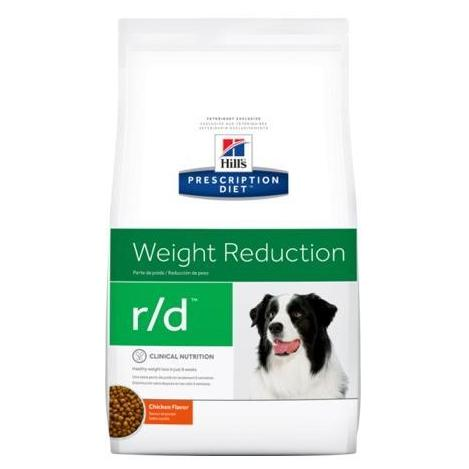 Pet Vet Clinic Singapore Buy Online - Hill's Prescription Diet r/d for Weight Reduction in Overweight or Obese Dogs
