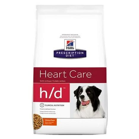 Pet Vet Clinic Singapore Buy Online - Hill's Prescription Diet h/d for Heart Health and Care in Dogs