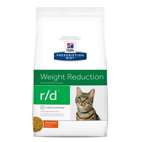 Pet Vet Clinic Singapore Buy Online - Hill's Prescription Diet r/d for Weight Reduction in Overweight or Obese Cats